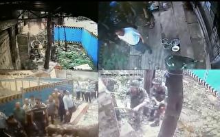 重慶警方暴力拆民宅 關押市民不許家屬見