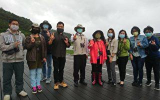 兰博乌石港湿地公园赏鸟趣  环境守护行动