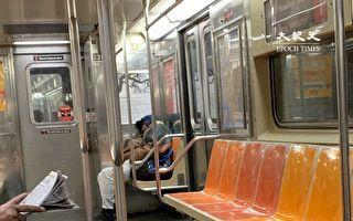 遊民盤踞  紐約市長籲夜間關閉地鐵