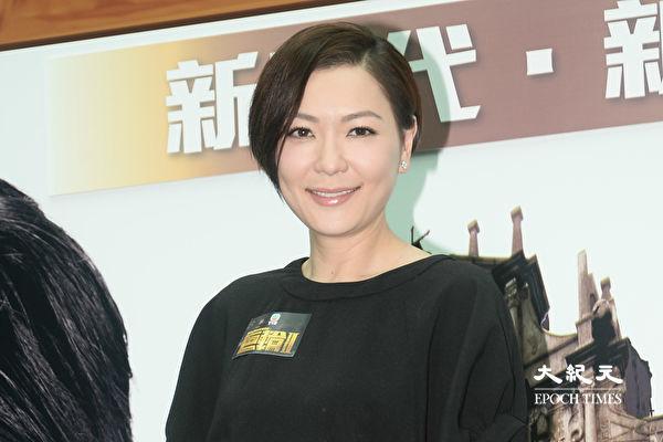 田蕊妮离开TVB设新公司 获丈夫杜汶泽力推