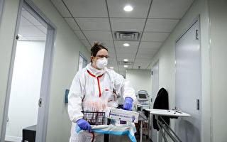 华府、马州、维州 中共病毒患者死亡破千