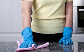 【抗疫家务通】厨房里应每日消毒的7个地方