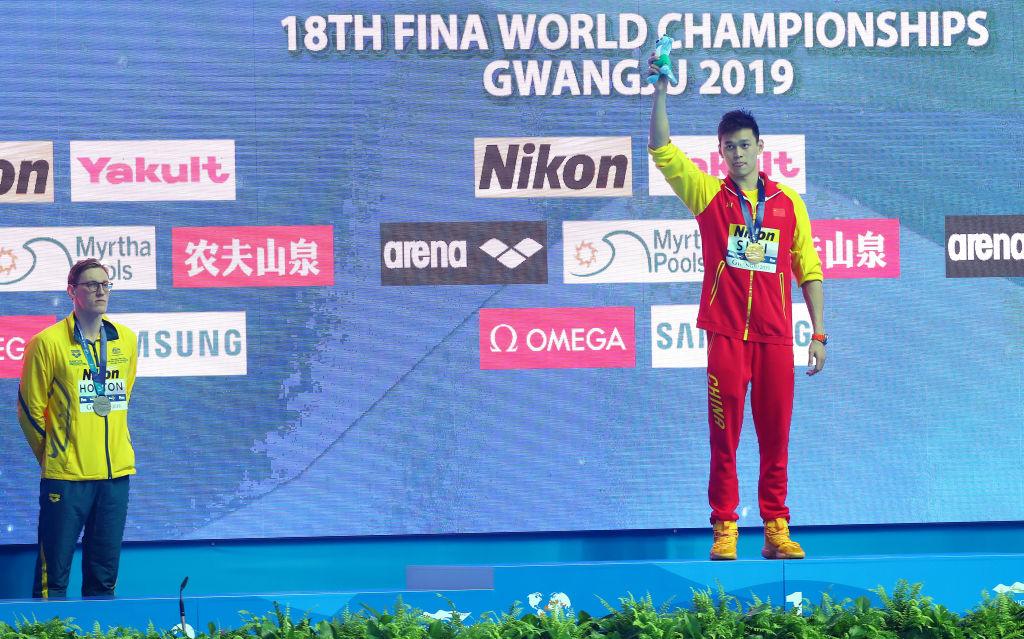 遭奧運集訓隊除名 評論:孫楊成「棄子」