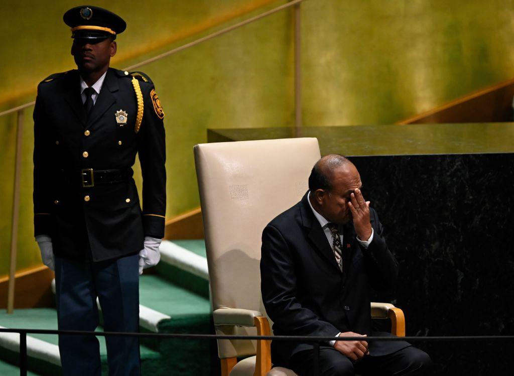 太平洋島國總統親共失席位 中共野心受挫