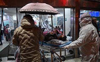 【一线采访】武汉妇打工染疫 入院5天去世