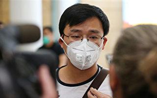 研究:中共病毒有可能通過空氣傳播