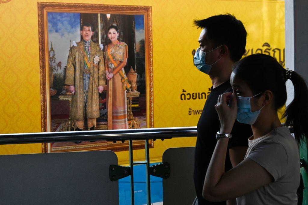 泰國王海外豪華酒店隔離 引泰國民眾不滿