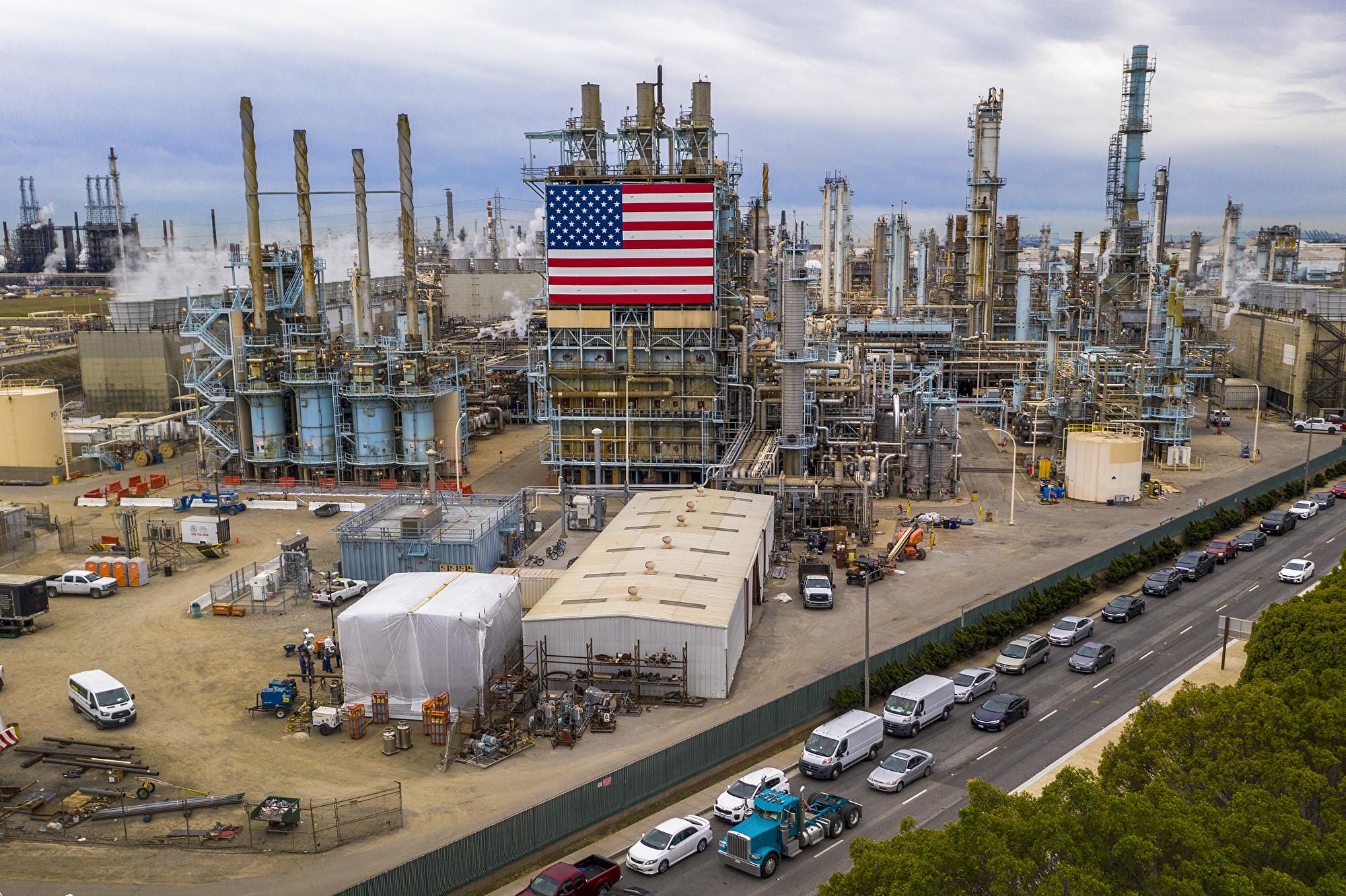 促成石油減產保200萬工作 特朗普曝談判內幕