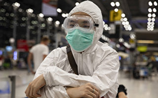 在台湾医护人员看来,这次中共肺炎(武汉肺炎、新冠肺炎)疫情和2003年的SARS相比,有两点让人更加安心。(Paula Bronstein/Getty Images )