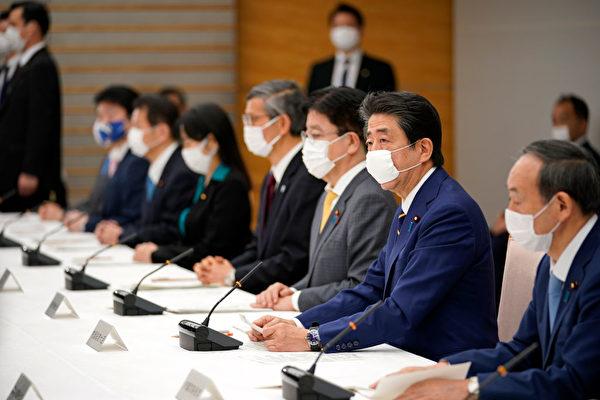 日本宣布緊急狀態 推近萬億美元刺激方案