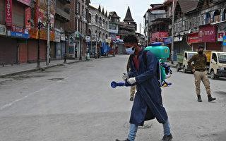 組圖:確診病例近六千 印度考慮延長鎖國期