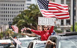 聖地亞哥抗議居家令集會組織者面臨起訴