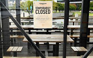 疫情迫使墨尔本过半餐厅关门