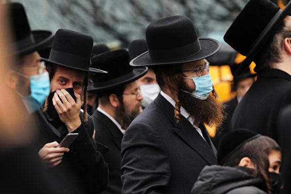 【疫情中的紐約人】市長和猶太人的「戰爭」