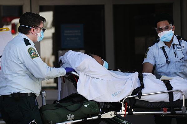 美确诊病例破58万 每日新增死亡人数下降