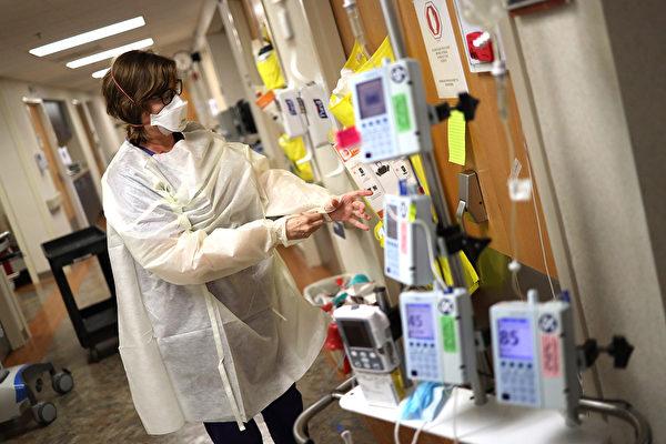 马里兰州疫情高峰预计在4月中旬