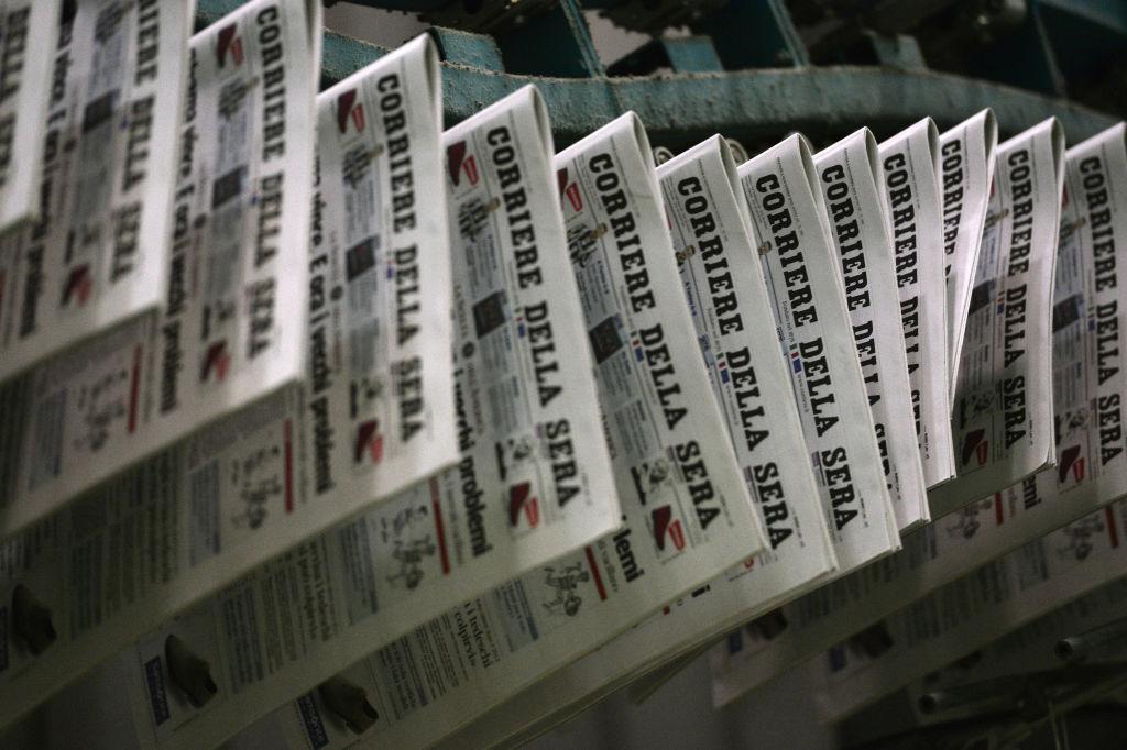 意大利大報社論:執政黨應就疫情問責中共
