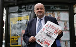 法国奇特报纸只在2月29日出刊 4年才一次