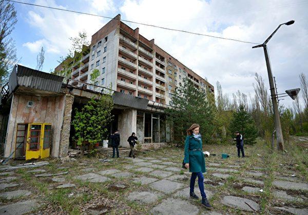 20年來,許多遊客到訪普裏皮亞特,親身體驗孤寂的廢墟,了解這段核事故的歷史,也為當地帶來可觀的收入。 (Getty Images)