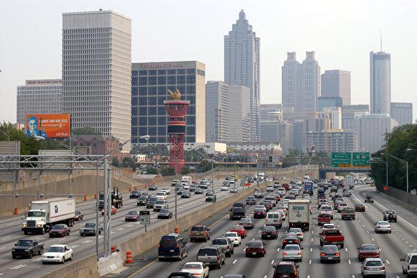 亚城人口突破600万  成长全美第四