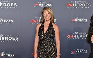CNN女主播布鲁克‧鲍德温感染中共病毒