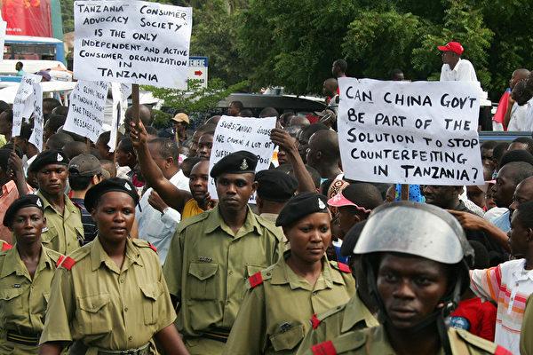 拒絕一帶一路 坦桑尼亞總統:醉漢才接受
