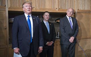 白宫:不要上当 追究世卫责任
