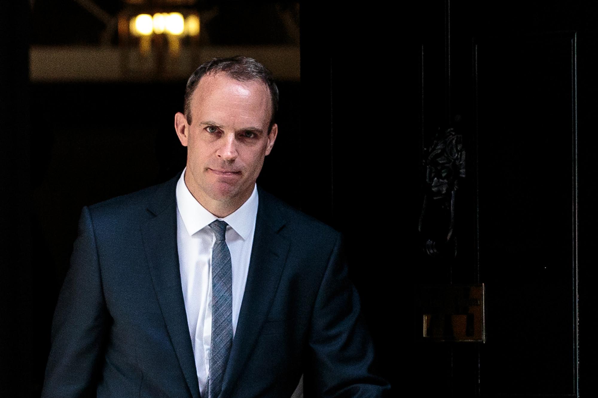 英國發中國旅遊警示 公民可能遭中共任意拘留