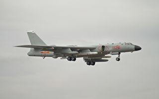 台灣國防部:西南海域偵獲轟6殲11等共機