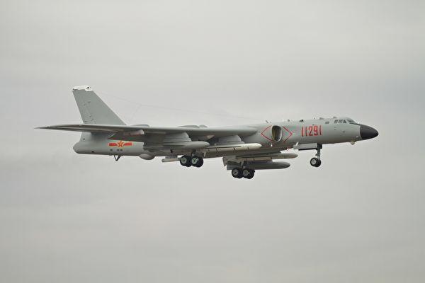 兩周內第八次 中共軍機入侵台灣空域被驅離
