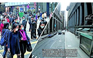 【瘟疫与中共】纽约香港对比 为何香港成福地