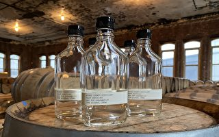 【疫情中的纽约人】威士忌味儿的洗手液