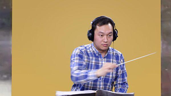 Joseph畢業於美國波士頓伯克利音樂學院,電影配樂專業。(新唐人)
