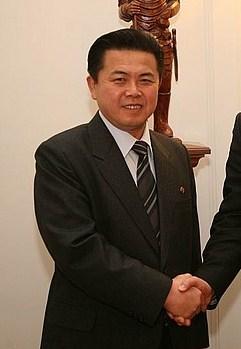 圖為金正恩(Kim Jong Un)叔叔金平一(Kim Pyong Il)(維基百科)