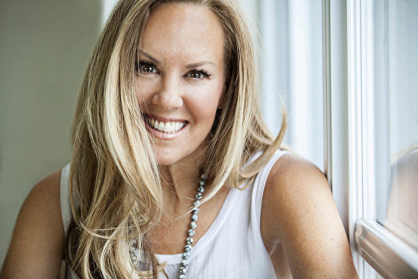 Lynne Goldburg是一家教導通過冥想方法減壓的應用軟件公司的共同創始人。(Breethe提供)