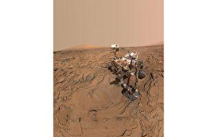 NASA科学家从家里控制火星车
