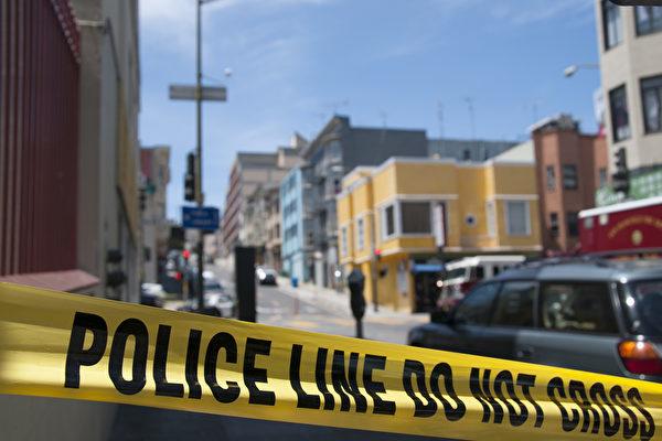 中共病毒疫情下舊金山犯罪減少 財產劫匪反增