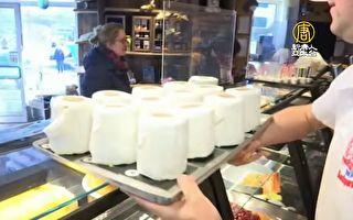 """德国""""卫生纸蛋糕""""太畅销 日产200个不够卖"""