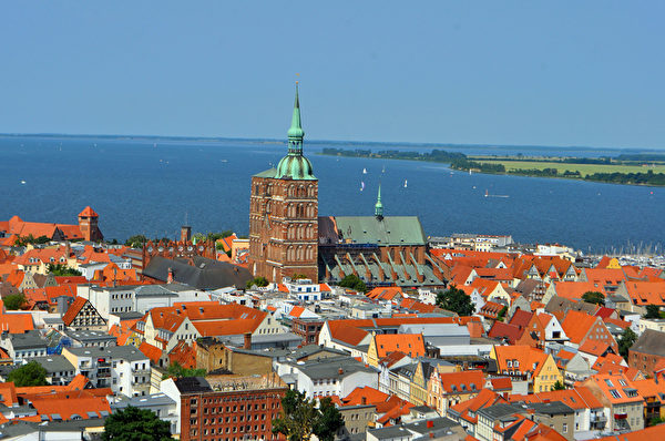 施特拉爾松德市(Stralsund)(維基共用圖片)