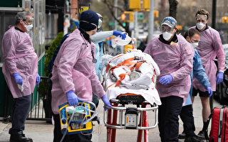 全美中共病毒首個死亡病例 「心臟像爆開了」