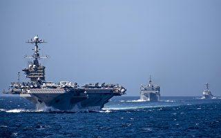 尼米茲號重返亞太 雲峰試射成功 美台連盟抗共