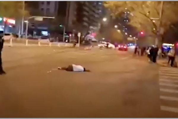 【现场视频】北京西城轿车撞人 2死2伤