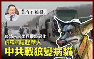 【有冇搞錯】俄羅斯驅趕華人 中共戰狼變病貓