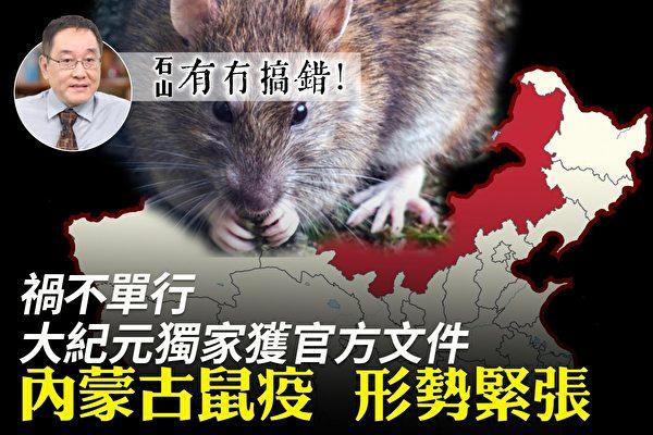 【有冇搞错】祸不单行 内蒙古鼠疫形势紧张