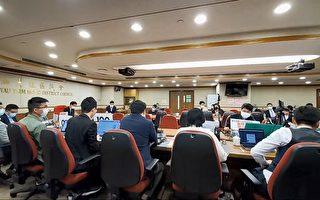 香港油尖旺區會通過重組警隊議案