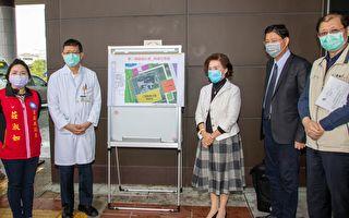 宜县府高效率 阳大二期工程可望提早两年