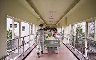 強化防疫能力 北榮新竹護理之家進行模擬演練