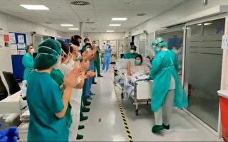 台医护姐妹花救人染疫 西班牙媒体盛赞致谢