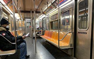 【瘟疫与中共】纽约MTA疫情严重 主席确诊