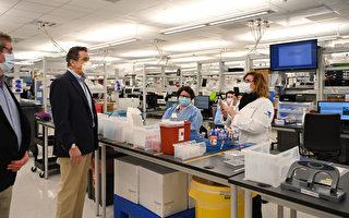 疫情進入下滑期 紐約今啟動大規模抗體檢測